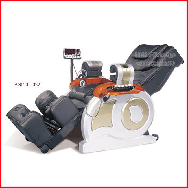 ASF-05-022 Zero Gravity Pedicure Massage Chair ,Reclining Redicure Chair Supplier
