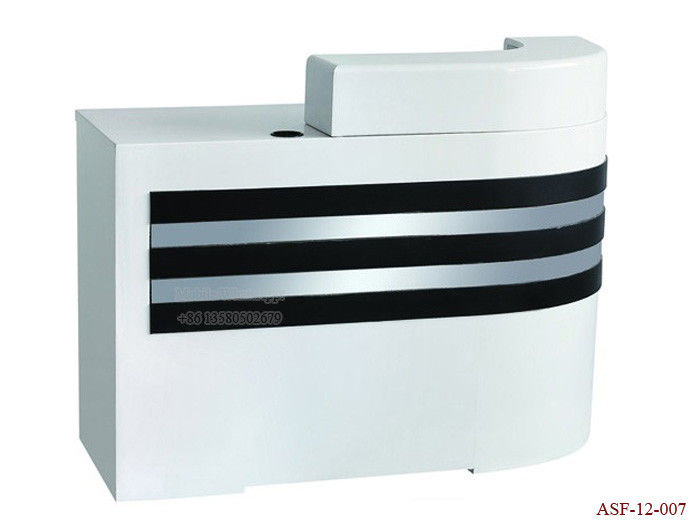 ASF-12-007 Beauty Salon Fashionable Artificial Stone Checkout Counter