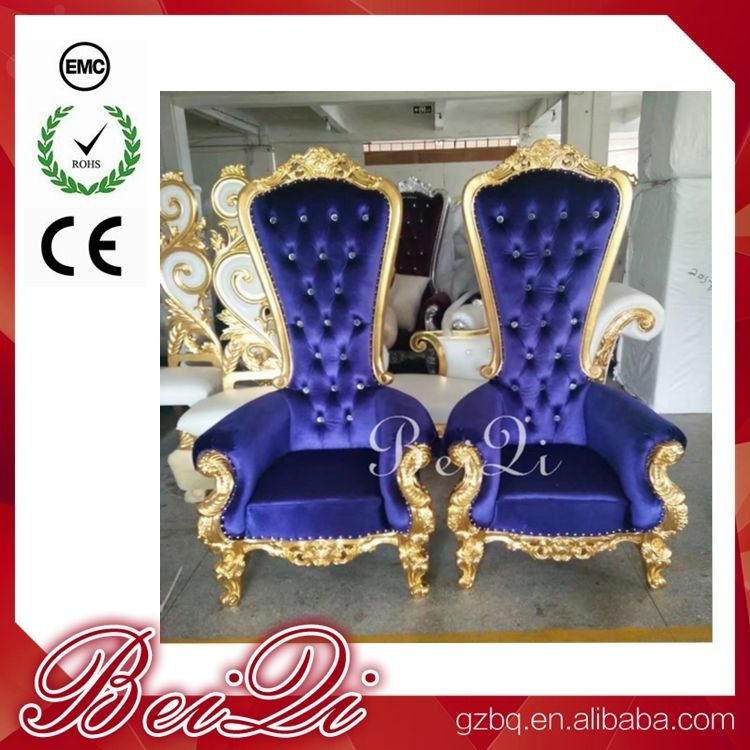 BeiQi Luxury High Back Pedicure Chairs Used Nail Salon Equipment ...