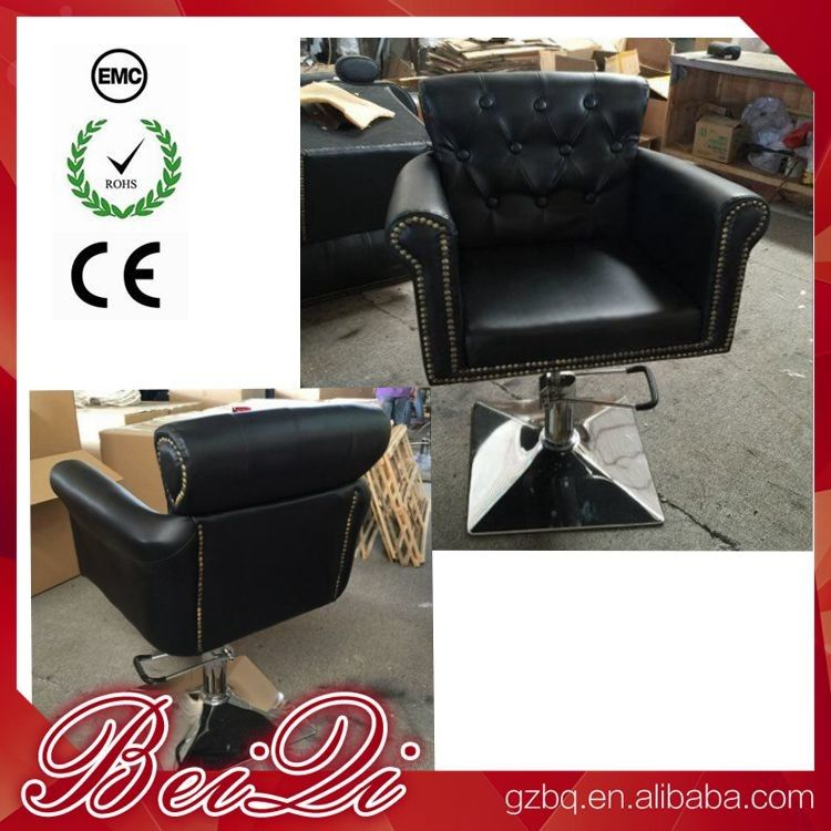 Sensational Old Style Barber Chair Beauty Salon Hair Cutting Chairs Home Remodeling Inspirations Genioncuboardxyz