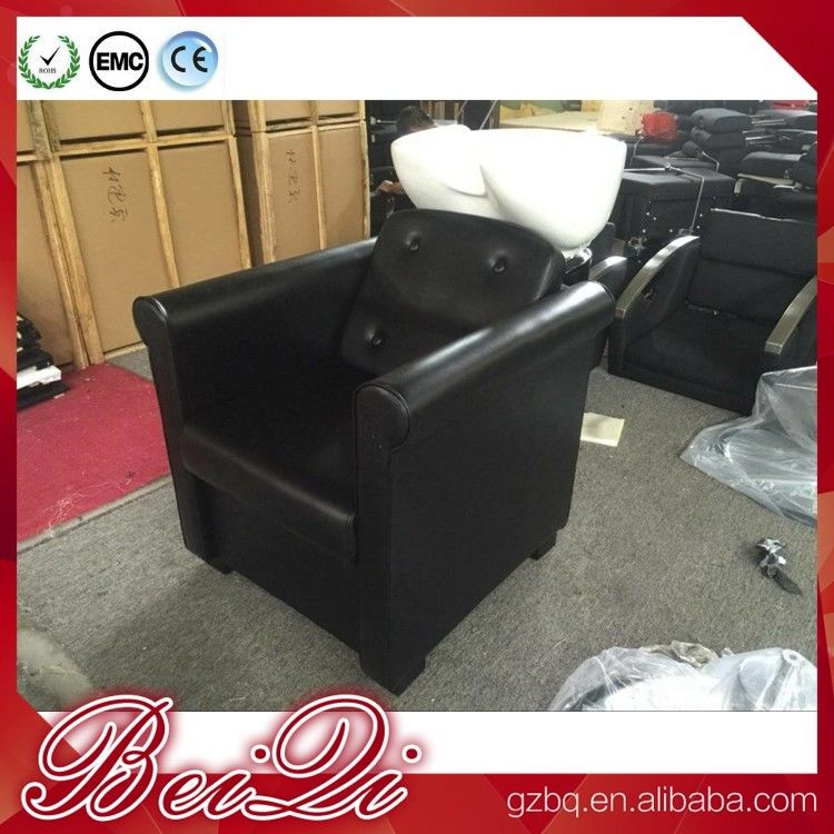 Hair salon equipment furniture used hair salon stations high quality luxury shampoo chair