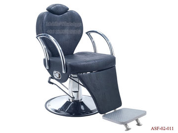 China ASF-02-011 Salon Furniture Wholesales Round Based Barber Chair ,Hydraulic Pump Salon Chair distributor