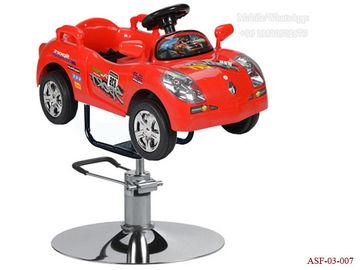 China ASF-03-007 Car Shape Colorful Safty Barber Chair ,Plastic Salon Kids Barber Chair distributor