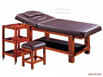 China ASF-07-058 Cheap Price 3 In 1 Set Salon Equipment Massage Bed Wholesales Supplier distributor