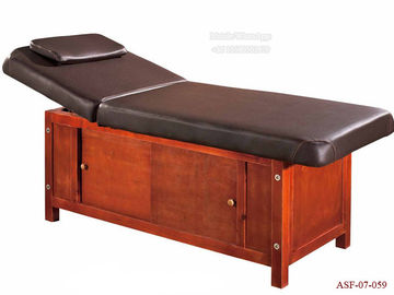 China ASF-07-059 Factory Price Customize Acupressure Wooden Massage Bed with Pillow distributor