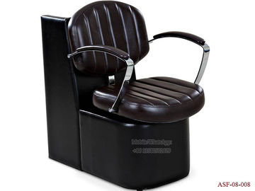 China ASF-08-008 Elegant Appearance Black Dryer Chair for Hair Salon Barber Shop distributor