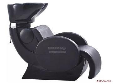 ASF-06-026 Black Color Shampoo Chair High Quality All Set Salon Furniture Price