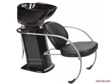 China ASF-06-028 Hair Salon Shampoo Chairs Price , Fashion Design Massage Shampoo Chair distributor