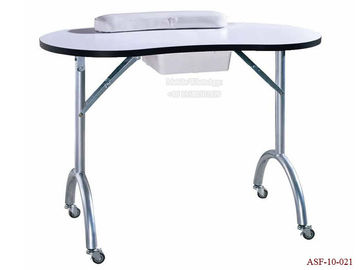 China ASF-10-021 Moveble Small Size Salon Furniture Manicure Table Supplier distributor