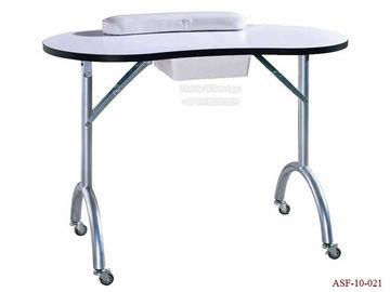 China ASF-10-021 Moveble Small Size Salon Furniture Manicure Table Supplier distributor