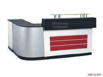 China ASF-12-015 Salon Furniture Fashion Style Checkout Counter Supplier distributor
