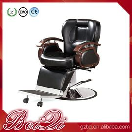 China Comfortable styling chair salon furniture hydraulic pump hair salon chairs for sale distributor