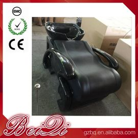 China Hair Wash Bed Used Barber Shop Shampoo Units Hair Salon Wash Basins Price distributor