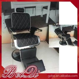 China luxury men's barber chair salon furniture styling barber chair for sale distributor