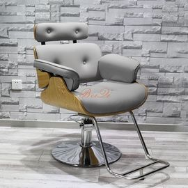 China Beiqi antique used salon chairs sales cheap hairdresser barber chair hair salon equipment distributor