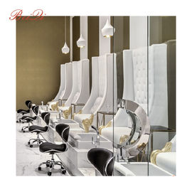 China Luxury Spa Pedicure Chairs Used Nail Salon Equipment Egg Shaped Pedicure Chair Spa Pedicure Chairs Manufacturers distributor