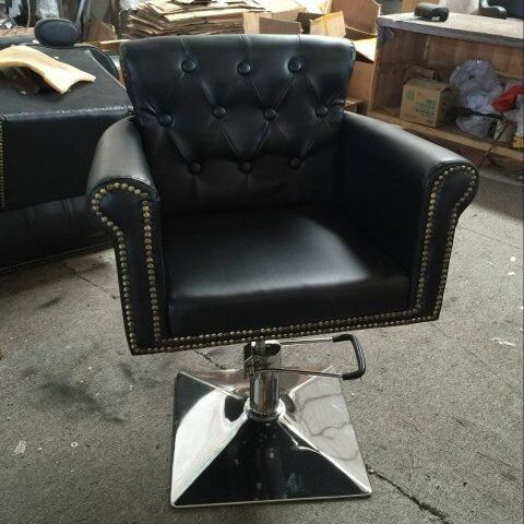 Pleasant Old Style Barber Chair Beauty Salon Hair Cutting Chairs Home Remodeling Inspirations Genioncuboardxyz
