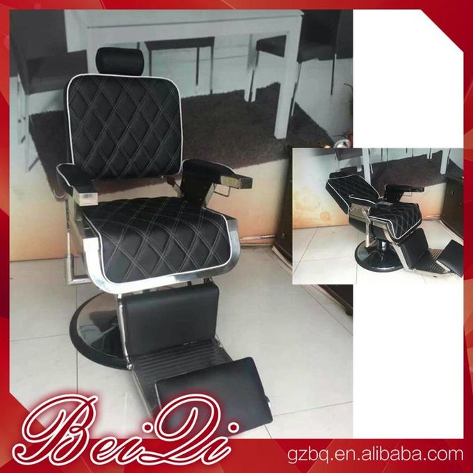 luxury men's barber chair salon furniture styling barber chair for sale